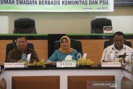 Pemkab-Kementerian PUPR bahas pembangunan swadaya berbasis Komunitas