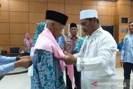 Bupati Belitung lepas 120 JCH