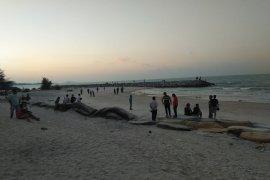 Satu anak tenggelam di Pantai Matras Sungailiat