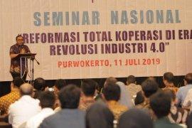 Koperasi masih diharapkan mampu bersaing pada era industri 4.0