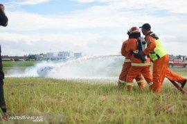 177 personel dilatih tanggulangi keadaan darurat di Bandara Sepinggan