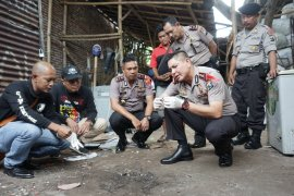 Polresta Probolinggo masih selidiki ledakan yang melukai pekerja