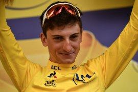 Ciccone ambil alih jersey kuning Tour de France