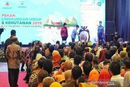Buka PLHK ke-23, Jusuf Kalla: jaga hutan, perbaiki lingkungan