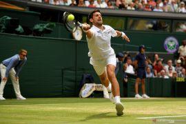 Djokovic tunggu calon lawan di final Wimbledon