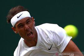 Juara Montreal Nadal menarik diri Cincinnati