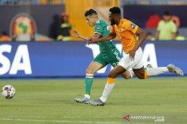 Aljazair melaju ke babak semifinal Piala Afrika 2019