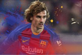 Barcelona tuntaskan transfer Griezmann dari Atletico Madrid