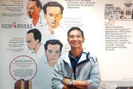 Indonesia perlu belajar soal dukungan petenis ke Taiwan