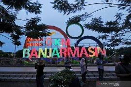 Polisi tangkap dua pengedar sabu-sabu di Siring Nol Kilometer Banjarmasin