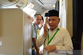 968 S Kalimantan haj pilgrims in Madinah are healthy