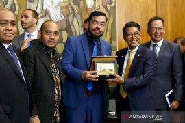 Delegasi GKSB DPR  kunjungi Kadin Brazil