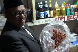"""Cabai impor """"serbu"""" pasar tradisional Kota Madiun"""