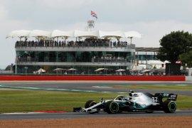 Bottas ungguli Hamilton untuk rebut pole position GP Inggris