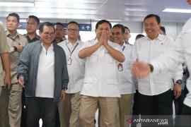 Jokowi dan Prabowo dijadwalkan ketemuan di stasiun MRT Lebak Bulus