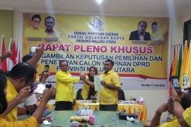 Tiga mantan Ketua DPD II Golkar di Malut persoalkan pemecatan