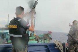 KKP dan Bakamla tangkap lagi enam kapal ilegal Vietnam