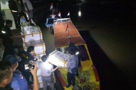 BKIPM Jambi lepasliarkan benih lobster di perairan Tanjabbar