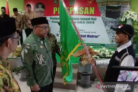 Gubernur Maluku lepas 1.272 JCH