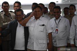 Gerindra tawarkan konsep ekonomi pada Jokowi, sikap politik tergantung Prabowo