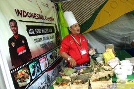 Kuliner Yogyakarta di Rainforest World Music Festival