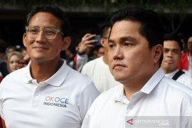 Pengamat sebutkan Erick Thohir berpotensi duduki kursi menteri