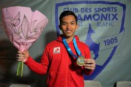 Alfian Fajri juara dunia di Prancis