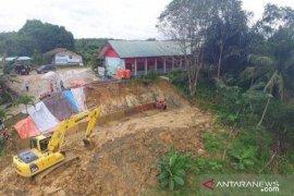 Dua opsi antisipasi longsor susulan Bukit Raya Penajam