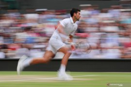 Djokovic termotivasi oleh ide lewati rekor Federer