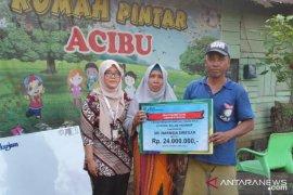BPJS Ketenagakerjaan Padangsidimpuan serahkan klaim jaminan kematian