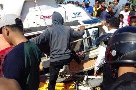 Helikopter angkut tiga WNA jatuh di luar pagar Bandara Lombok