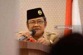 Bupati Gorontalo Utara dorong gerakan Pramuka millenial berkualitas