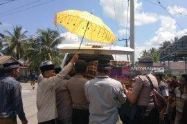 Warga Aceh Singkil meninggal diduga korban penembakan