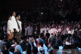 TKN: Akan ada pertemuan lanjutan Jokowi dan Prabowo