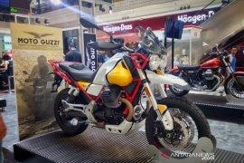 """Kendaraan asal Italia """"Moto Guzzi V85TT"""" siap mengaspal di Indonesia"""