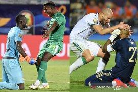 Ini ringkasan piala Afrika, Senegal dan Aljazair capai partai final