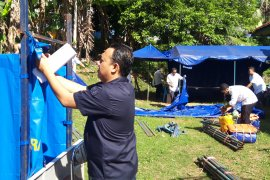 Pemerintah salurkan bantuan ke korban gempa di Halsel
