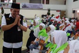 Seorang calon haji Banten meninggal karena serangan jantung