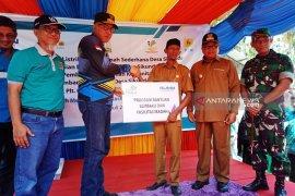 Pembangunan 39 unit rumah adat terpencil di Aceh Barat  dimulai
