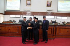 Bupati Aceh Besar ajukan RAPBK-P Rp1,8  triliun