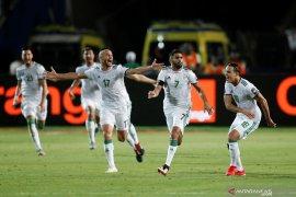 Pelatih Nigeria: Aljazair layak menang