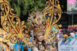Menteri Pariwisata dijadwalkan buka Banyuwangi Ethno Carnival