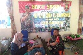 Kodim 1008/Tanjung Tabalong gelar bakti sosial