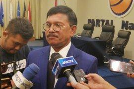 Gerindra minta jatah menteri, Fraksi NasDem sebut yang kalah dalam demokrasi harus ksatria