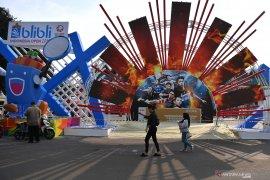 Pecinta bulu tangkis bisa saksikan Indonesia Open lewat ponsel