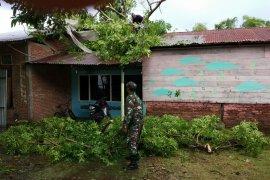 Puting Beliung terjang tujuh rumah warga di Pidie