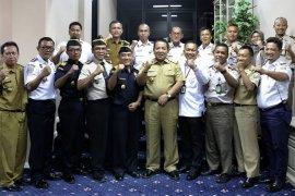 Gubernur Arinal Bertekad Kembalikan Kejayaan Ekspor Udang Lampung