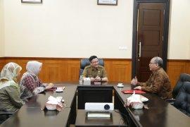 Wagub Andika minta BI dukung pengembangan ekonomi di Banten Lama