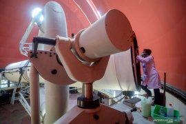 Observatorium Bosscha peringati 50 tahun pendaratan di bulan
