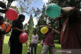Kebun Raya Eka Karya Bali dikunjungi 700.000 turis setiap tahun
